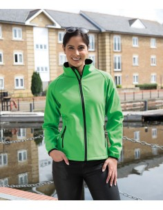 SOFTSHELL - MANCHES LONGUES - FEMME