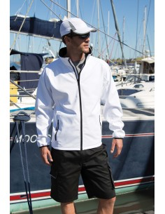 SOFTSHELL - MANCHES LONGUES - HOMME