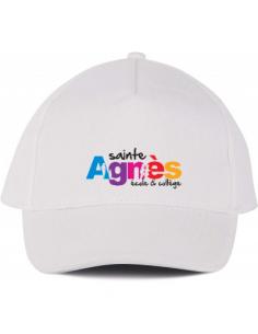 CASQUETTE ADULTE - Ecole Sainte Agnès