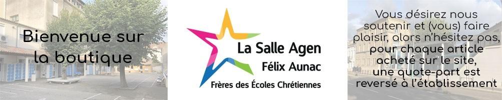Primaire La Salle Félix Aunac Agen vêtements personnalisés