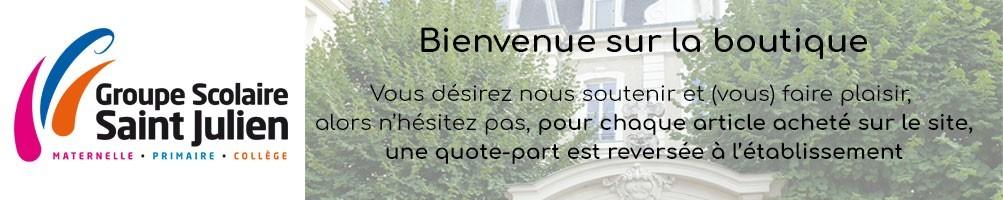 ▷ L'école Maternelle Sainte Marie Le Mans vêtements personnalisés